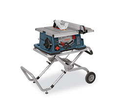 Bosch 4100 09 10in Worksite Table Saw W Gravity Rise