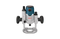 Bosch MRF23EVS 2.3 HP Electronic VS Plunge-Base Router with Trigger Control BOP-MRF23EVS