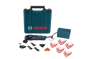 Bosch - MX25EK-33 2.5A Oscillating Tool, Case and 33 Acc. MX25EK-33