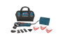 Bosch - MX30EC-21 3.0A Oscillating tool, tool bag, quick change  21 Acc. MX30EC-21