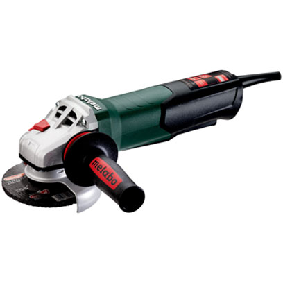 Metabo WP 12-115 Quick 4-1/2in. Angle Grinder 11,000 RPM - 10.5 AMP 600410420