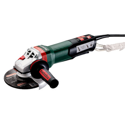 Metabo WPB 12-150 DS Quick 6in. Angle Grinder 9,600 RPM - 10.5 AMP 600445420