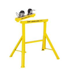 Sumner - 780372 - Lo Adjust-A-Roll w/Rubber Wheels Roller Stand 780372