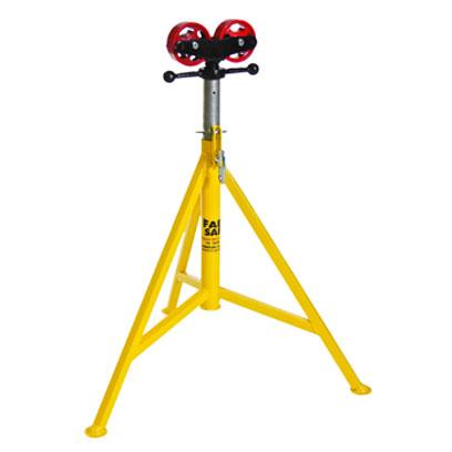Sumner Fabsafrh Fab Saf 2500lb Pipe Jack Stand With Roller