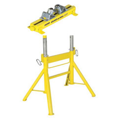 Sumner St 402 Pro Roll Pipe Jack Stand With Ball Transfer