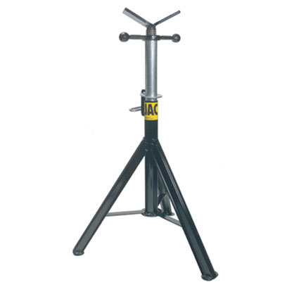 Pipe Jack Stands >> Sumner St 871 Hi Pro Pipe Jack Stand With Vee Head Jim Slims
