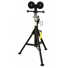 Pipe Jack Stands >> Sumner 781306 St 887 Hi Fold A Pipe Jack Stand With Rubber Wheels