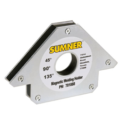 Sumner - 781888 - Large Angle Welding Magnetic Fixture 781888