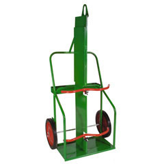 Sumner 782491 Cylinder Cart w/ 14in. Wheel & Firewall [213-14SB-LF]
